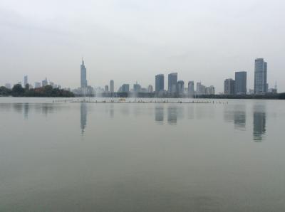 【江蘇省】 南京 * 紅葉の「栖霞山」を 旅する