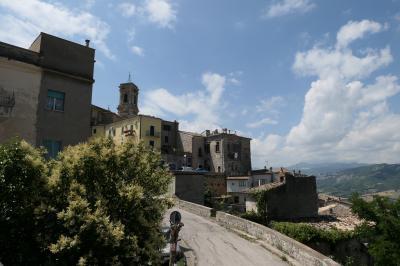 美しき南イタリア旅行♪ Vol.632(第21日)☆Bomba:美しき村「ボンバ」は「爆弾??」♪