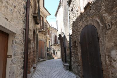 美しき南イタリア旅行♪ Vol.633(第21日)☆Bomba:美しき村「ボンバ」中世時代の面影♪