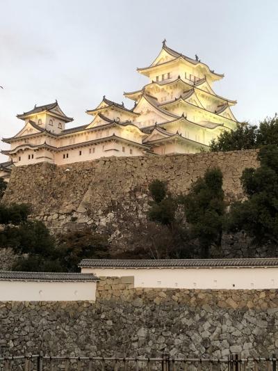 晩秋の3連休+1 栗林公園・小豆島・姫路城・京都紅葉巡り(第2日)