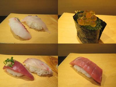 冬でも暖かい沖縄へ(4)アリビラ初日は恒例の寿司食べ放題!