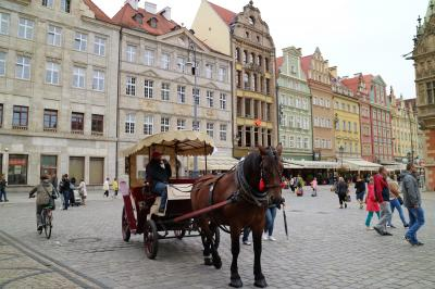 ショパンに思いを馳せるさわやかポーランド姉妹の旅  Part2