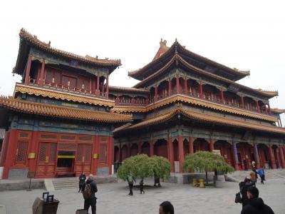 4連休でエリトリア(1) 乗継時間で北京