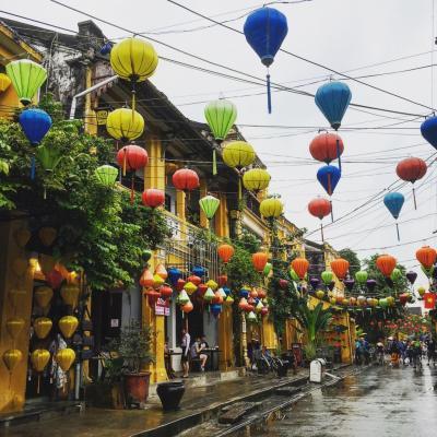お正月*中国・ベトナム*8日間の旅③世界遺産の街、ホイアンへ