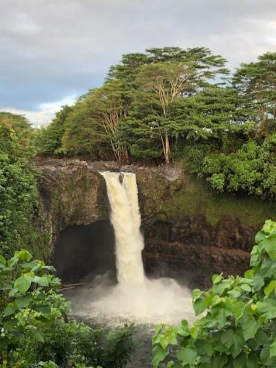 ハワイ島1周レンタカーで7泊8日気まま旅 ②