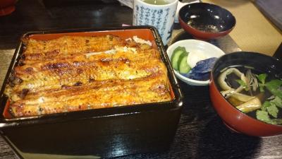 浦和の絶品鰻と新大久保のサムギョプサル