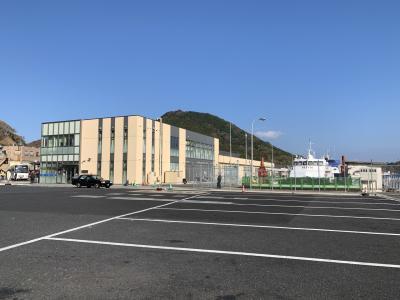 長崎から対馬経由で釜山に行く(3)比田勝港からいよいよ釜山へ