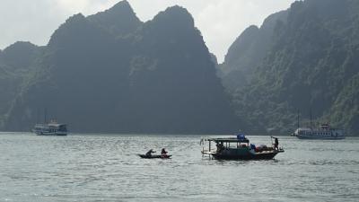 ベトナム(ハノイ&ハロン湾)