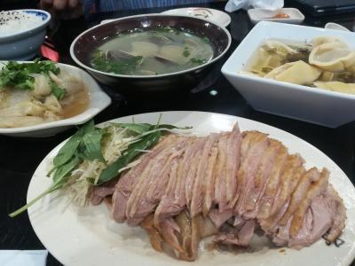 ⑤やっぱりいいわ、台湾(台北夕食→翌日帰国)