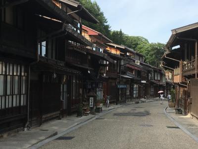 2018年 急遽決めた里帰り出産で突然の日本長期里帰り ~初めての家族4人旅行は長野県へ~