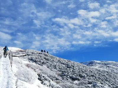 2018.11.23~26 大山と下蒜山登山とキャンプでのんびり過ごす