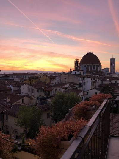 秋のイタリア トスカーナの旅④ フィレンツェぶらり