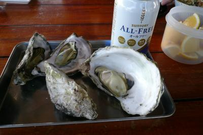 ■ 幻の 渡利牡蠣 食べ放題 グルメの旅 <三重県>