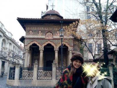 ブカレスト旧市街駆け足散策(親子旅第12弾ルーマニア・ブルガリア 07シナイア→ブカレスト)
