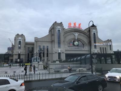 ハルビン、上海の旅