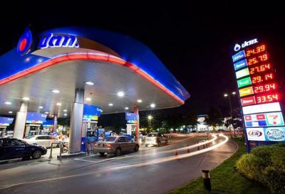 バンコクでバイク(2):セルフのガソリンスタンドで給油してみた!