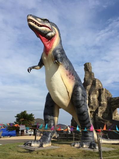 いきなり山陰旅行 恐竜と妖怪の旅 その6
