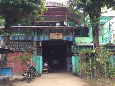 バックパックでタイからミャンマー旅⑫ ミャンマー ピィPyay編