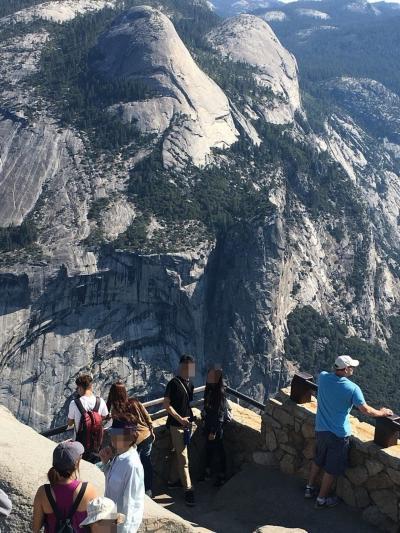 3世代サンフランシスコ旅行⑥ヨセミテ国立公園②