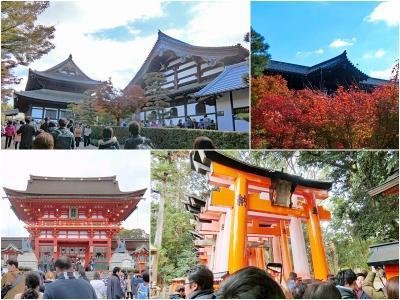 そうだ 洛南、行こう~京都の旅 4 (2018.11.21~23)