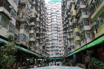 香港とマカオに海外旅行初心者でも行けた