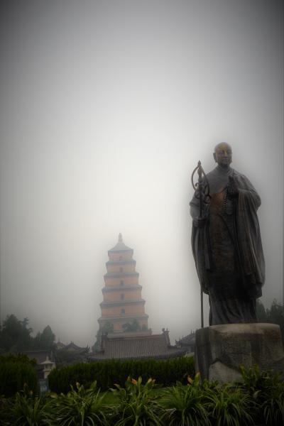 西安旅行 3日目 上海経由で帰ります。