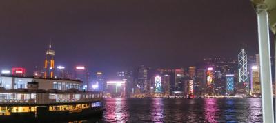 香港・マカオ 夜景と食べ歩き一人旅 1