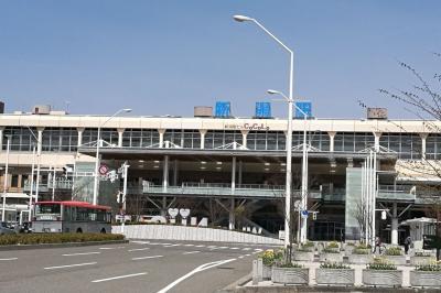ピーチで新潟と仙台