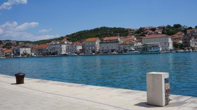 クロアチア・スロベニア9日間⑦ (トロギール)