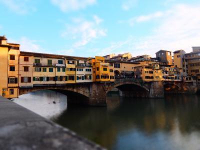 初冬のイタリア ヴェネチア、フィレンツェ、ローマ 5日目 @フィレンツェ