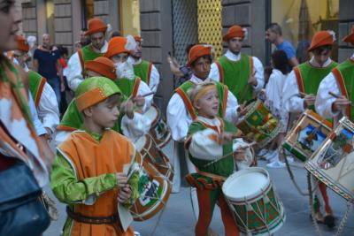 シエナ 美しい教会とパリオ祭り