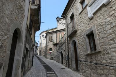 美しき南イタリア旅行♪ Vol.649(第21日)☆美しき村「ペンナドーモ」中世時代の面影♪