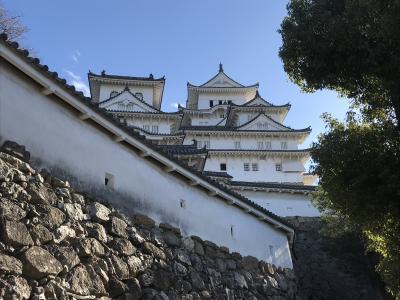 2018 初めての姫路城