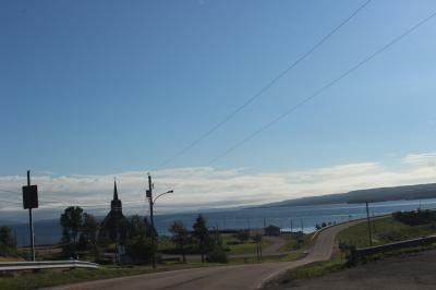 カナダ東部5州、ドライブ旅行2018 Day8-2(Cape Breton Island 4 Ionaを出て、Cabot Trailを目指す?どうする?)