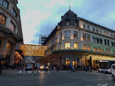 特典航空券Cクラスで行くパリ&日帰りブリュッセル1人旅 -5日目- 観光最終日 サンジェルマンデプレの街歩き