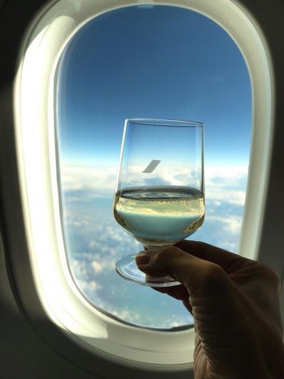 特典航空券Cクラスで行くパリ&日帰りブリュッセル1人旅 - 6日目- CDGからエールフランスで帰国 ・ お土産