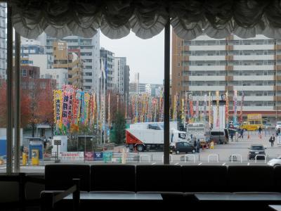 美味求め九州北部をぶら歩き(1)福岡サンパレスホテル和食の「銀河」と太宰府天満宮