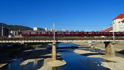 長距離散策 自宅からJR宝塚駅まで歩き、JRで中山寺駅に戻り帰宅しました その3。