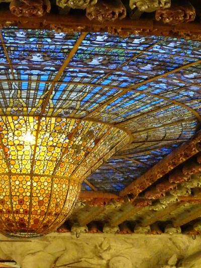 【バルセロナ】初めてのカタルーニャ コンサートとコンサートと… 後編