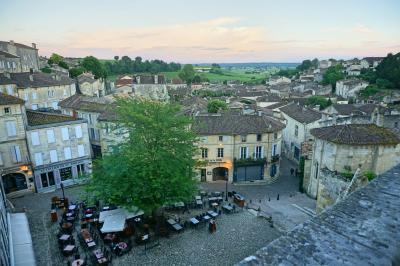フランス・ドライブ 3,236km - #21 : 赤ワインの名産地、サン=テミリオン