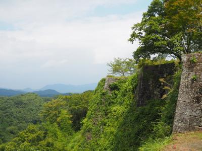 九州7県コンプリートの大分旅 ①訪問2日前に気になる報道がされた「荒城の月」の舞台『岡城』と竹田の街をプラプラ