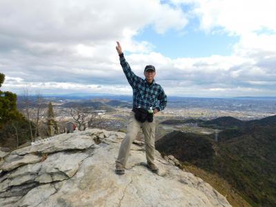 高御位山「王道」登山~ドラゴンの蘊蓄旅行記