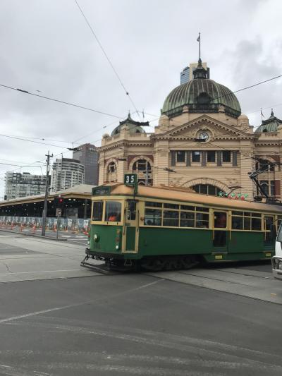 オーストラリア/Meは何しにメルボルンへ@シーベルドッグランズ(2018年11月)