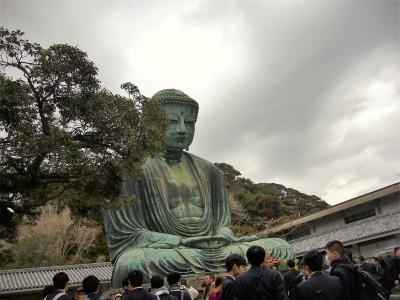 JR鎌倉駅から極楽寺まで歩きました
