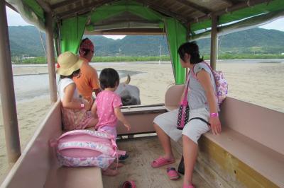 三姉妹と石垣島&西表島その2 西表島 療育手帳がこんなに役立ったの初めて。障害者観光に優しい西表島