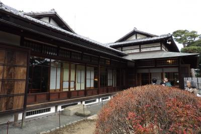 「聴漁荘」-旧陸奥宗光邸跡(明治記念大磯庭園)