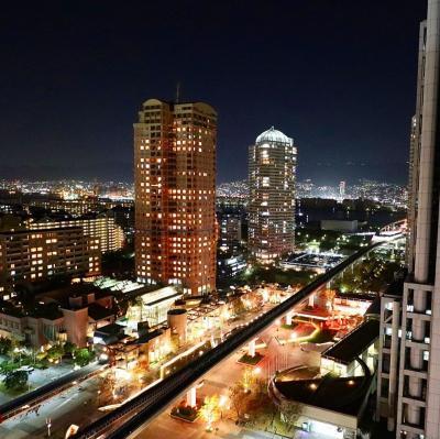 「神戸ベイシェラトン ホテル&タワーズ」夜景も見えるクラブフロアで満喫♪ 2泊3日の旅 ①