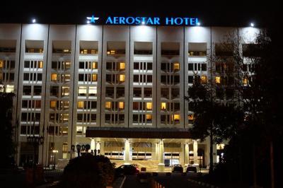 2018年09月ロシア(20) アエロスターホテル