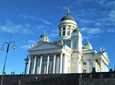 夫婦で欧州クルーズついでにモスクワ16日間 NO12 クルーズ7日目 ヘルシンキの街歩き