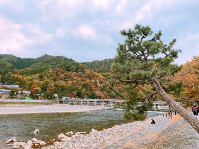 大阪・京都 1泊2日旅行